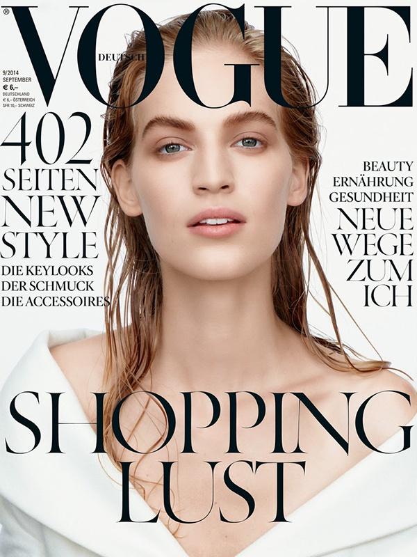 Vogue Germany September 2014